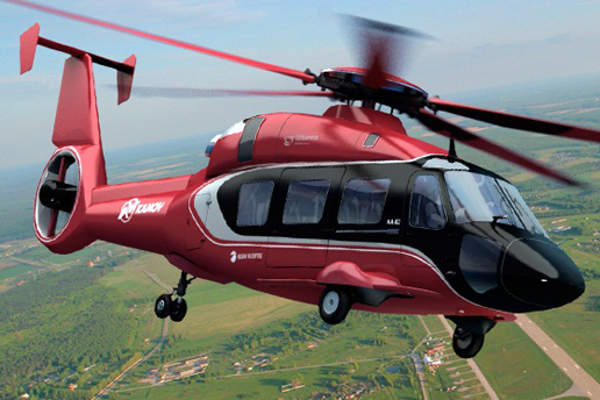 Fast and fierce – the world's top 10 fastest civil helicopters