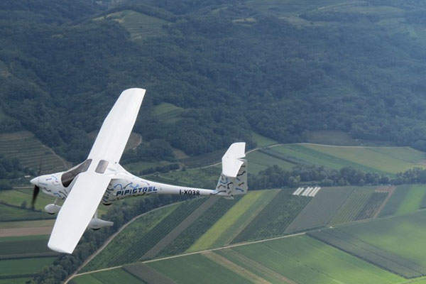The WATTsUP aircraft is expected to enter service in 2015. Image: courtesy of Pipistrel.