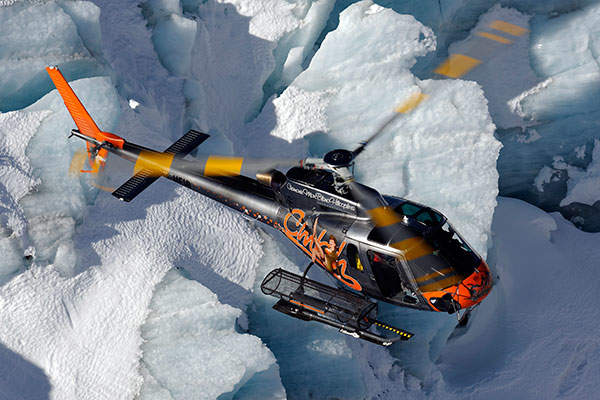 AS350 B3e is designed for operations in a wide range of missions, temperatures and geographies. Image courtesy of Eurocopter.