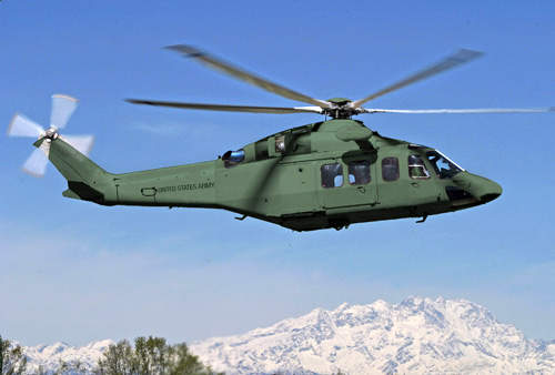 Impression of the US139 offered for the US Army's light utility helicopter requirement.
