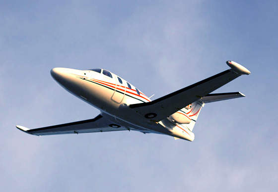 The Eclipse 500 has a cruise speed of 694km/h (375 knots) and a 2,371km (1,280-mile) range with four occupants.