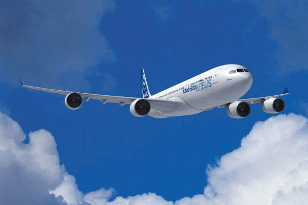 The biggest passenger airplanes in the world