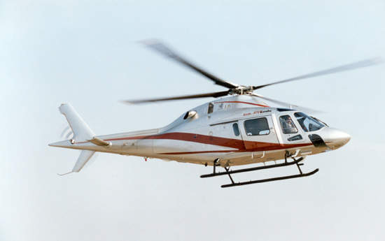 The helicopter has a maximum cruise speed of over 260km/h and range of more than 650km.
