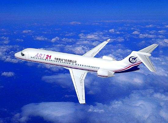 The first flight took place in November 2008 and certification by the Civil Aviation Administration of China (CAAC) is scheduled for late 2009 with entry into service in 2010.