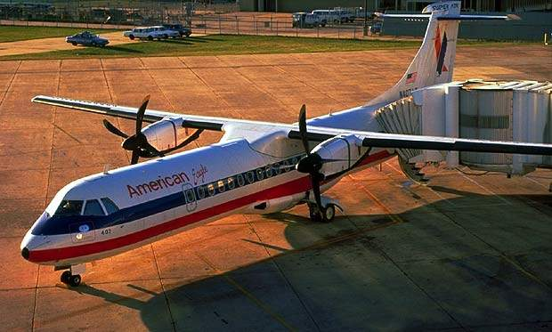 American Eagle was the launch customer for the ATR 72-500 in July 1997.