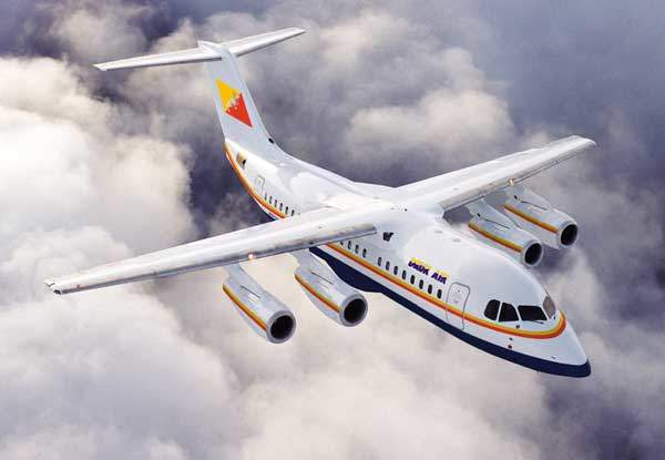 Druk Air of the Royal Bhutan Airlines was to be the launch customer for the Avro RJX.