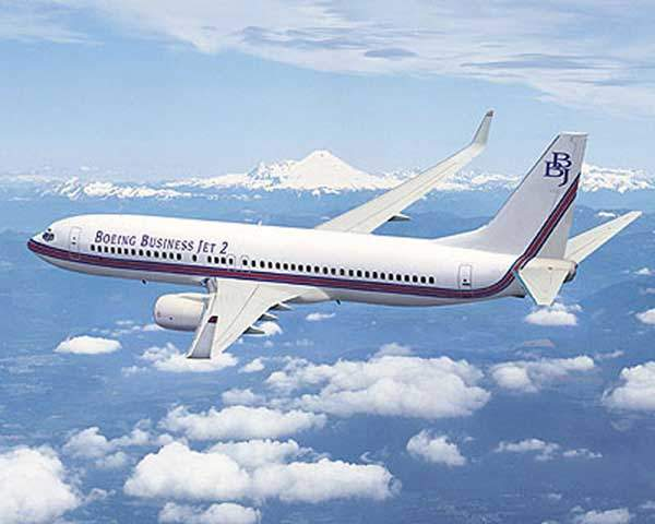 With BBJ2, Boeing has increased the range of its business jet to more than 10,000km.