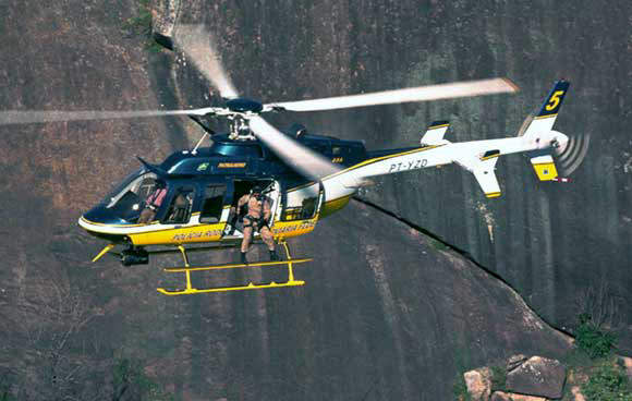 Bell 407 Seven-Seat Light Helicopter - Aerospace Technology