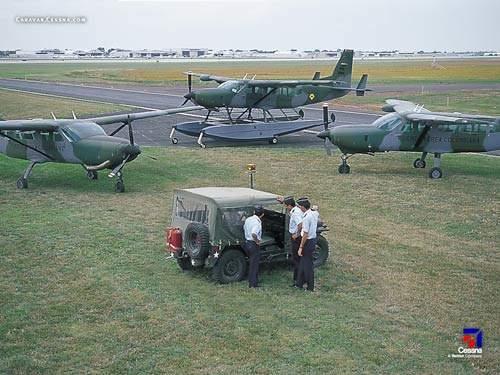 Cessna 208 Caravan - Aerospace Technology