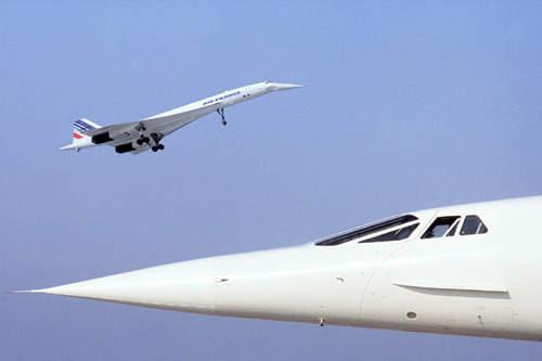 November 2001, The Air France