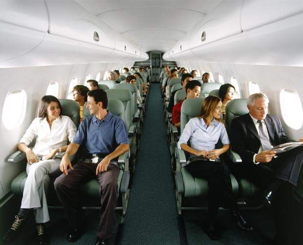 The aircraft seats 70 passengers in a four abreast configuration.