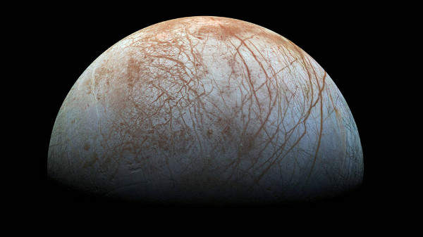 Europa, Jupiter moon