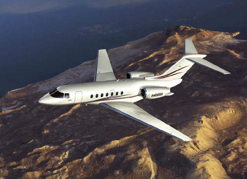 The Hawker 4000 made its first flight on 11 August 2001.