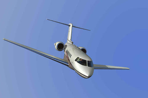 The Hawker 4000 avionics suite includes a Honeywell Primus Epic integrated flight control and flight management system.