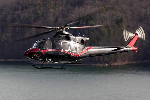 The Bell 412EPI helicopter upgrade will increase the operational flexibility. Image courtesy of Bell Helicopter Textron Inc.