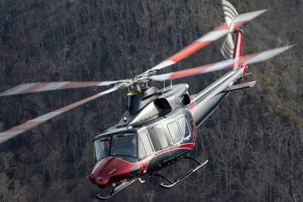 The upgraded helicopter will feature energy absorbing crew seats. Image courtesy of Bell Helicopter Textron Inc.