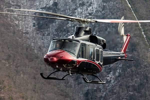 The helicopter accommodates up to 13 passengers in the cabin. Image courtesy of Bell Helicopter Textron Inc.