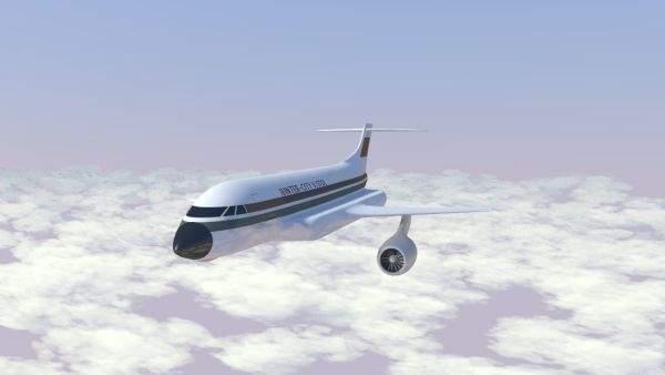 Passenger VTOL aircraft were considered too heavy