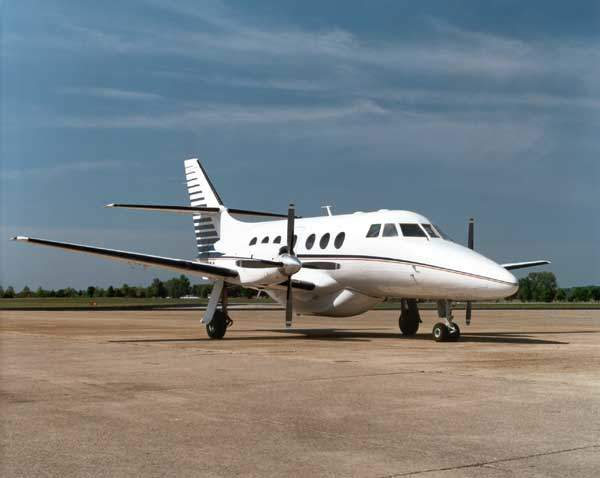 J31 operated by Corporate Flight Management, a business charter company based in Smyrna, Tennessee.