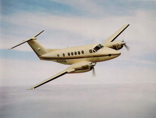 Over 2,150 King Air B200 aircraft have been sold worldwide.
