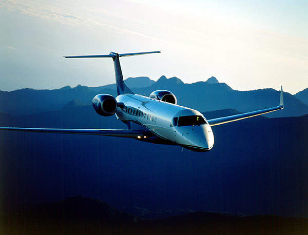 Legacy is derived from the airframe of the ERJ-135 and ERJ-145 commercial regional jetliners.