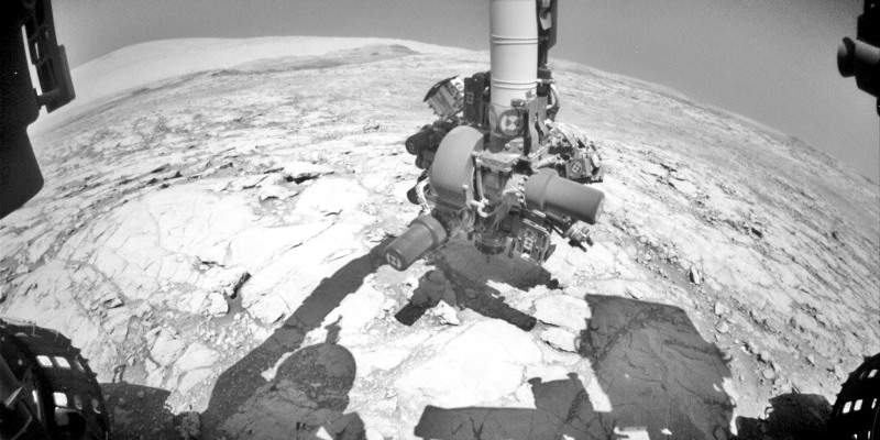 NASA-Curiosity-Rover