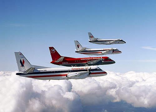 The Saab 340B has completed over 10 million flights.