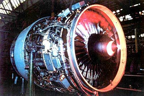 The Tu-214 is powered by two underwing PS-90A turbofan engines with 16,000kg static thrust.