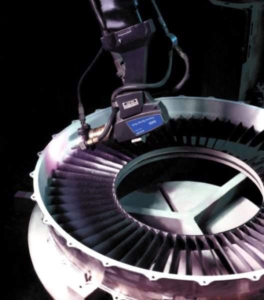 Oerlikon-Metco - Aerospace Technology