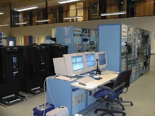 The control centre.