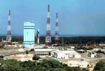 Sriharikota Range (SHAR) is the launch station for GSLV.