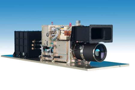 High/Super Resolution Stereo Colour Imager. Courtesy of the European Space Agency, © ESA 2001.