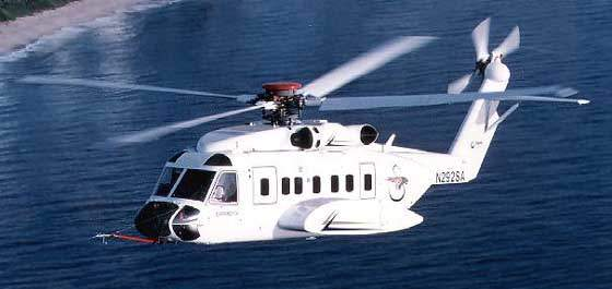 The S-92 is an international collaborative program involving Sikorsky Aircraft Corporation.