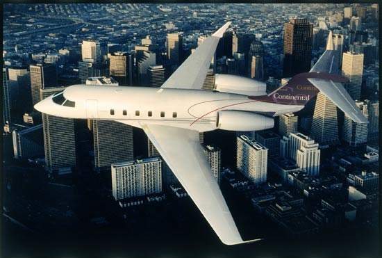 The aircraft has two Honeywell AS907 turbofan engines each providing 35.81kN (8,050lbs) thrust.
