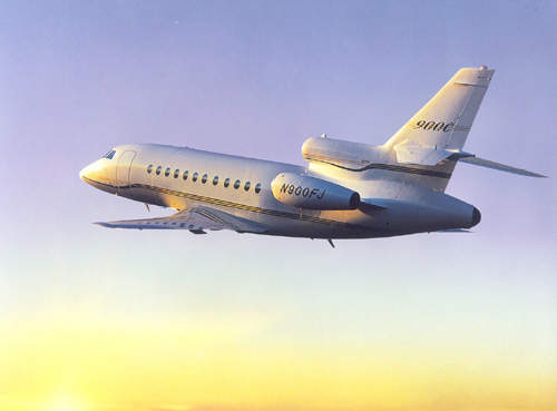 Over 200 Falcon 900B/C jets have been delivered.