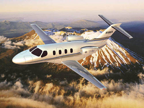 Century Aerospace hopes that the Century Jet will be considerably cheaper than its rivals.