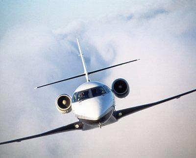 The G200 business jet has an IFR range of 6,667km (3,600nm).