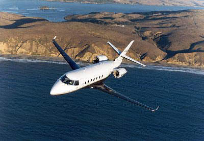 The G200 can be configured for eight to 18 passengers.