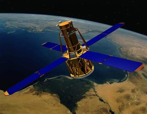 The High Energy Solar Spectroscopic Imager (HESSI) spacecraft was launched in 2001.