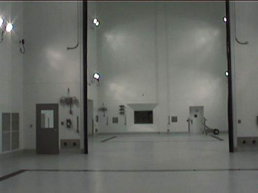 The Kodiak Star will be processed in the Kodiak Launch Complex's processing facility before taking off.