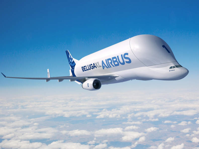 Beluga XL transport aircraft programme was launched in November 2014. Credit: Airbus SAS.