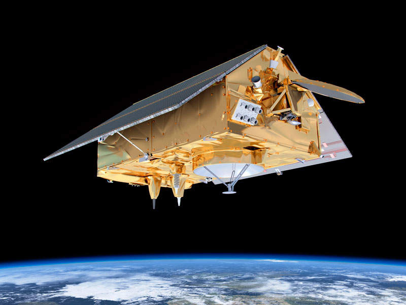 Sentinel-6A Satellite - Aerospace Technology