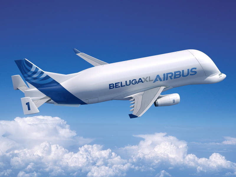 Beluga XL performed its maiden flight in July 2018. Credit: Airbus SAS.
