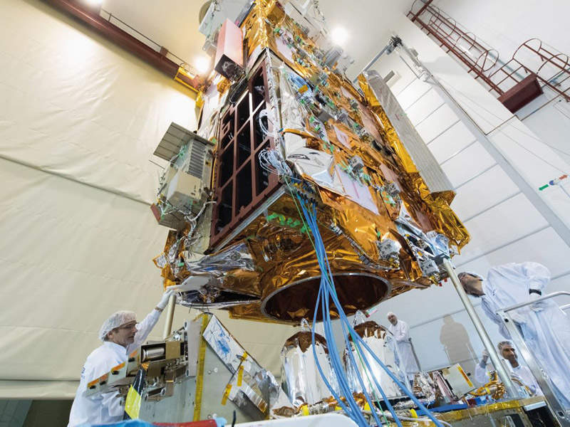 MetOp-C will enable numerical weather prediction (NWP). Credit: Airbus Defence and Space.