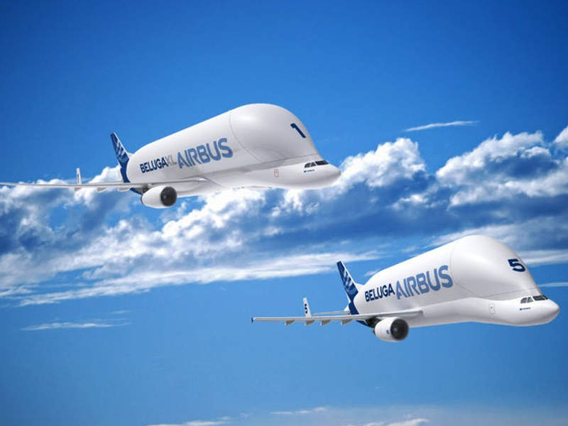 Beluga XL will replace the current Beluga ST by 2025. Credit: Airbus SAS.