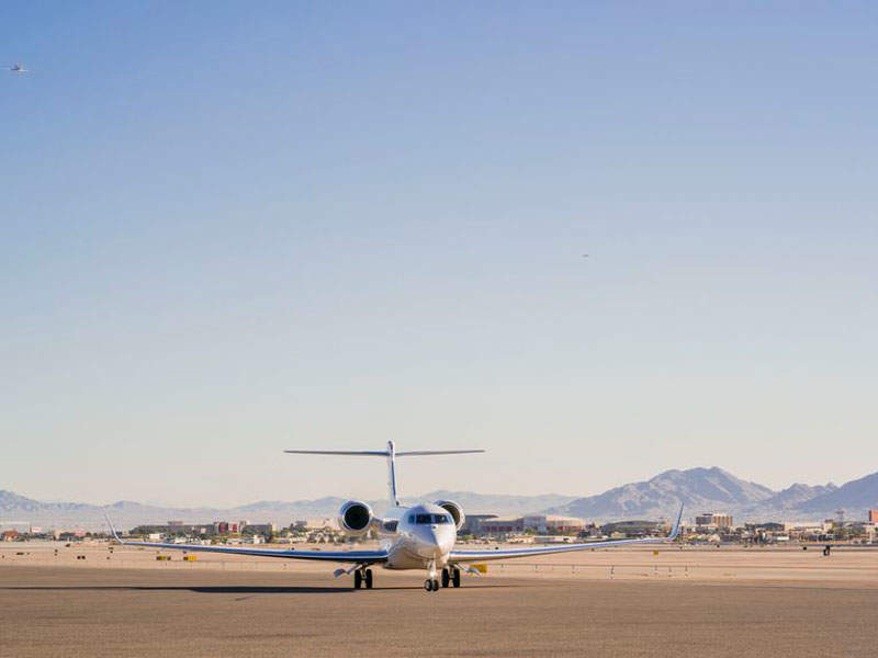 The aircraft received its FAA certification in 2014 and EASA certification in April 2016. Credit: Gulfstream Aerospace Corporation.