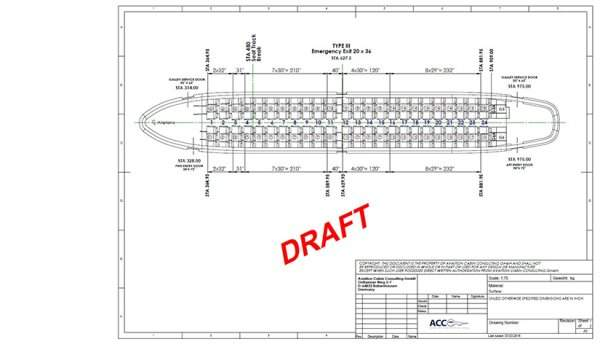 ACC Aircraft Cabin Components Images
