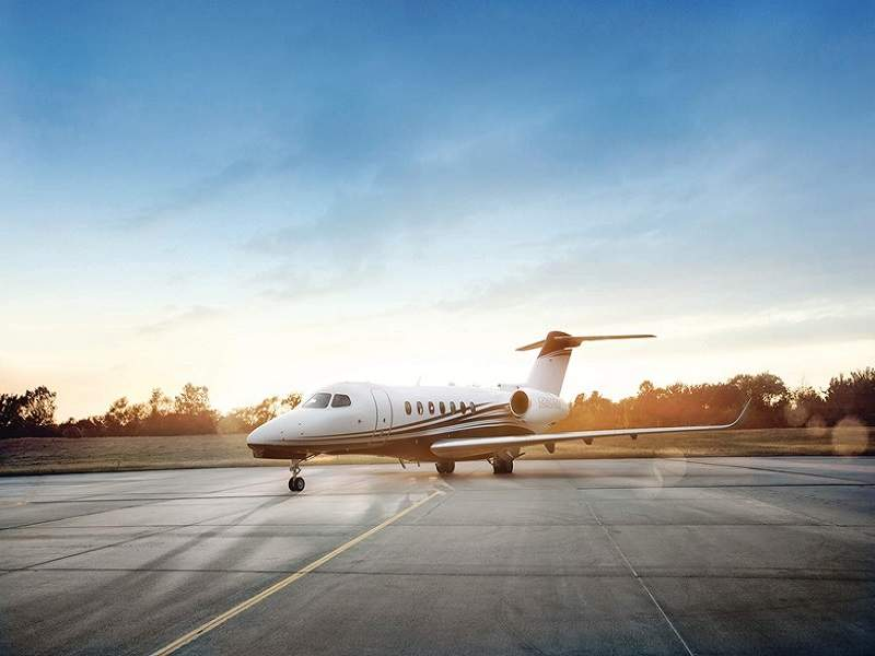 Cessna Citation Longitude was first launched at the 2015 National Business Aviation Association (NBAA) exhibition. Credit: Textron Aviation Inc.