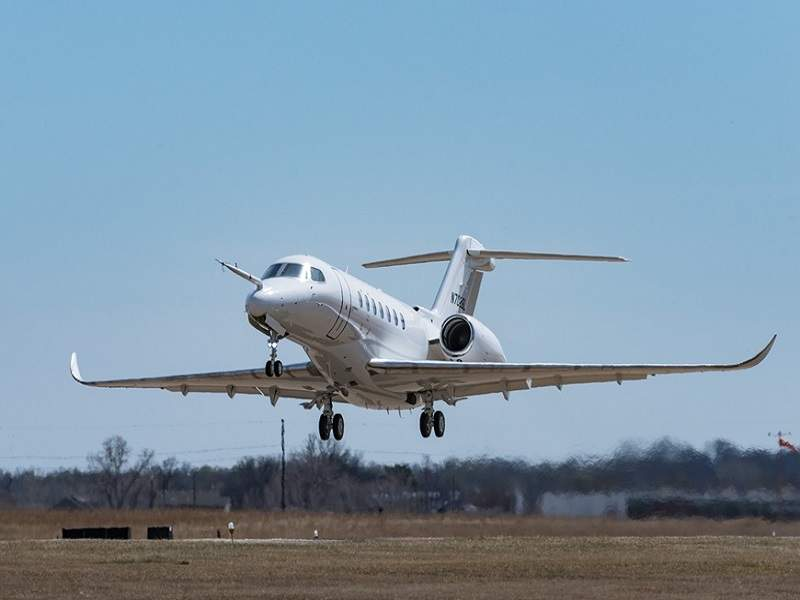 The business jet is expected to receive FAA certification by the end of 2018. Credit: Textron Aviation Inc.