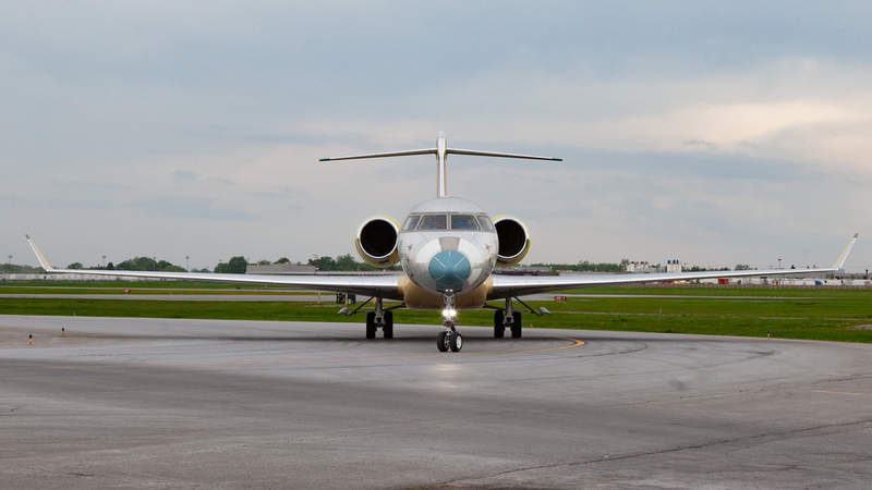 global 7500 aircraft montreal